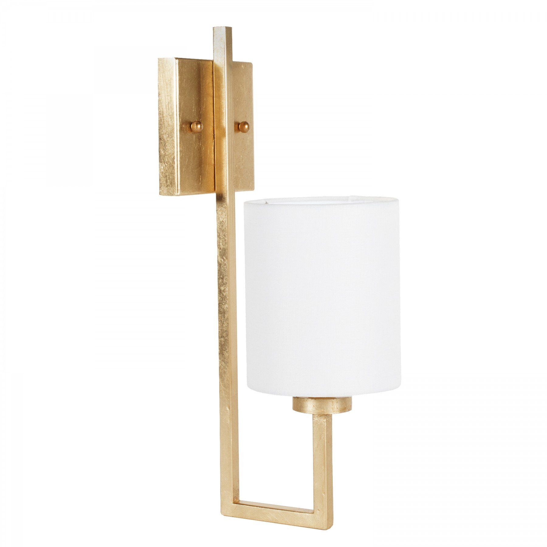 Beckham Gold Leaf Wall Sconce Wall Lamps Amp Sconces Lighting James Said Gold Wall Sconce Sconces Sconce Lighting