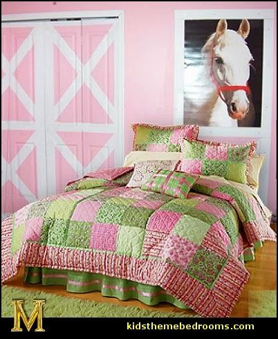 Equesrian Theme Bedroom Decorating Ideas Maries Manor Girls Theme Bedrooms Bedroom Themes Horse Decor Bedroom Cowgirl Theme Bedrooms