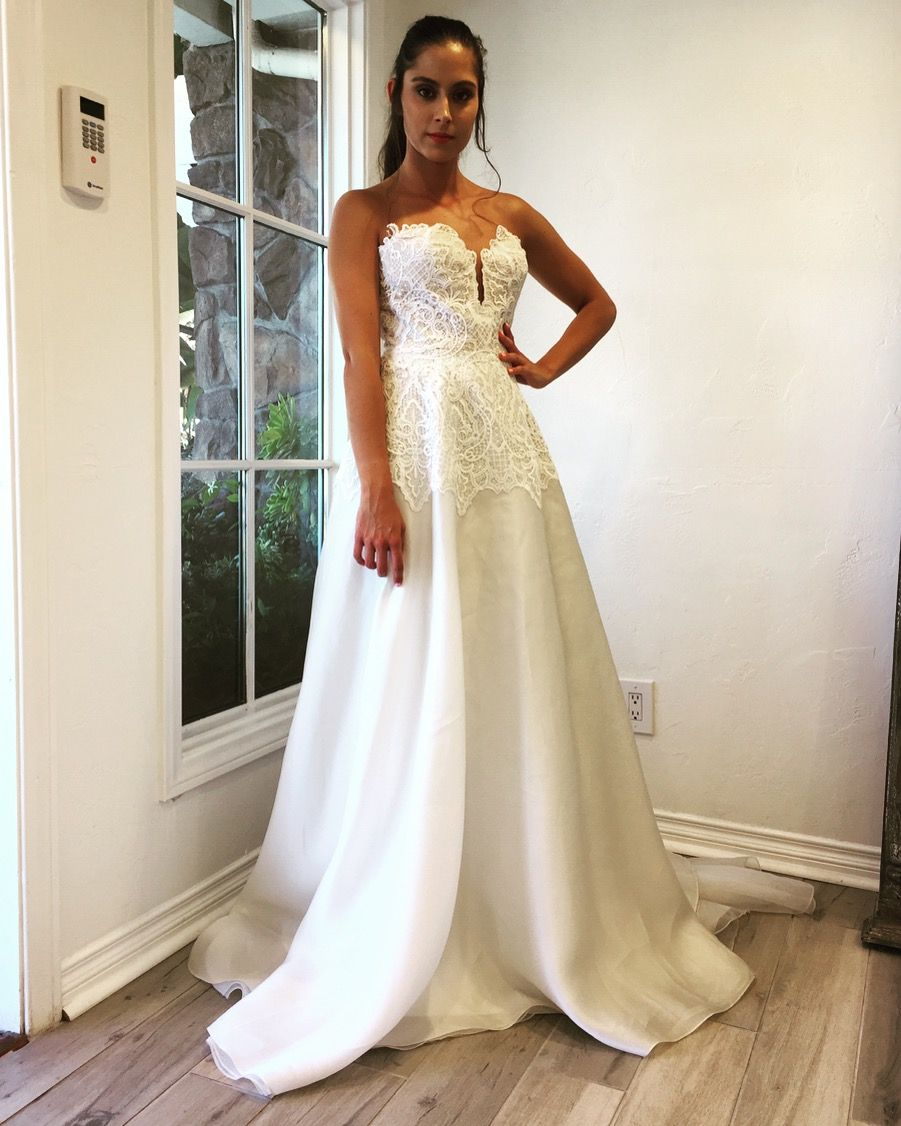 Pin On Bridal Sample + Consignment Dresses