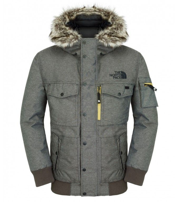 North Face Hommes Grey Gotham Veste Tweed Pour The Graphite MqSzGVUp