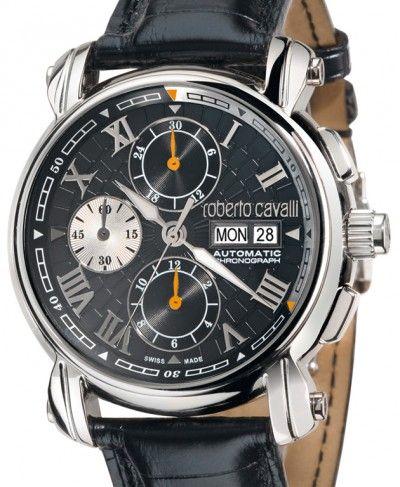 Roberto Cavalli Timewear Anniversary Gent  70f13f4566