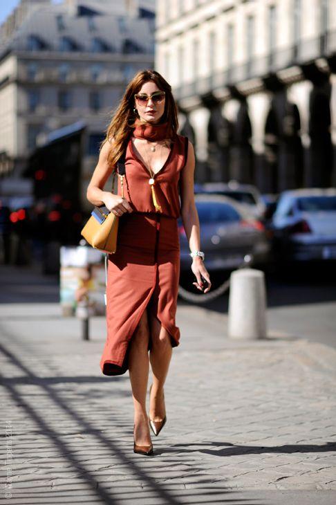Paris – Ece Sukan.  Stylist-Creative consultant #ParisFashionWeek, #PFW, Before Dior, cour carrée du louvre, Designer, Ece Sukan, @ecesukan #Editor, #Fashion, #Moda, #Mode, #Paris #Street #Style, #SS15, #Street, #Stylist, #Woman Photo © Wayne Tippetts