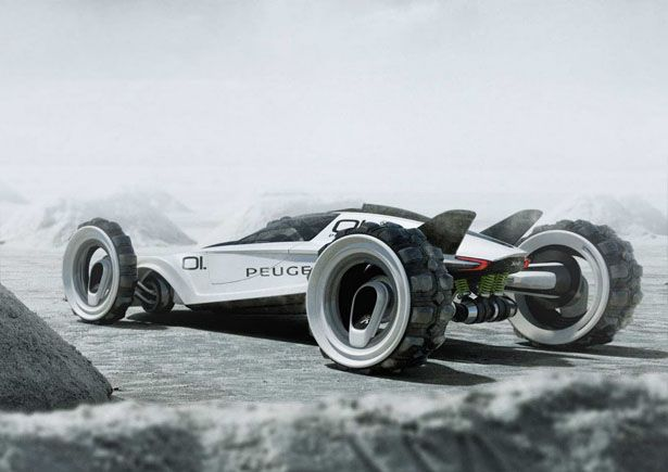 Peugeot Xrc Extreme Racing Car By Tiago Aiello Automotive