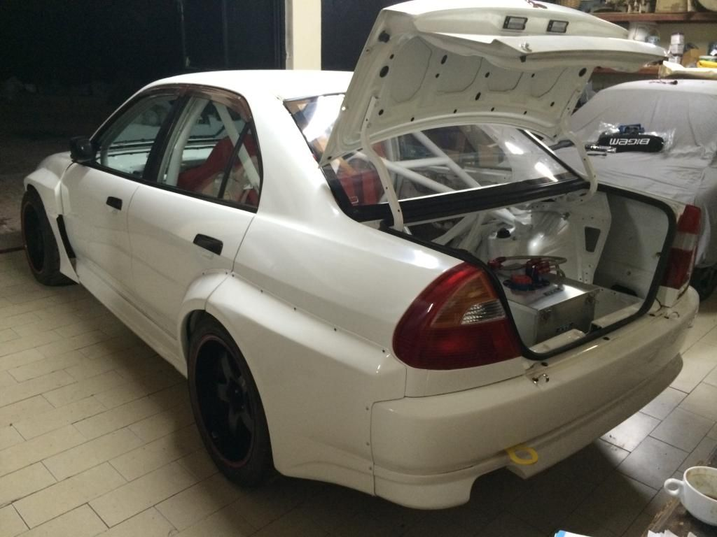 700 bhp hillclimb evo 6 rs - mitsubishi lancer register forum