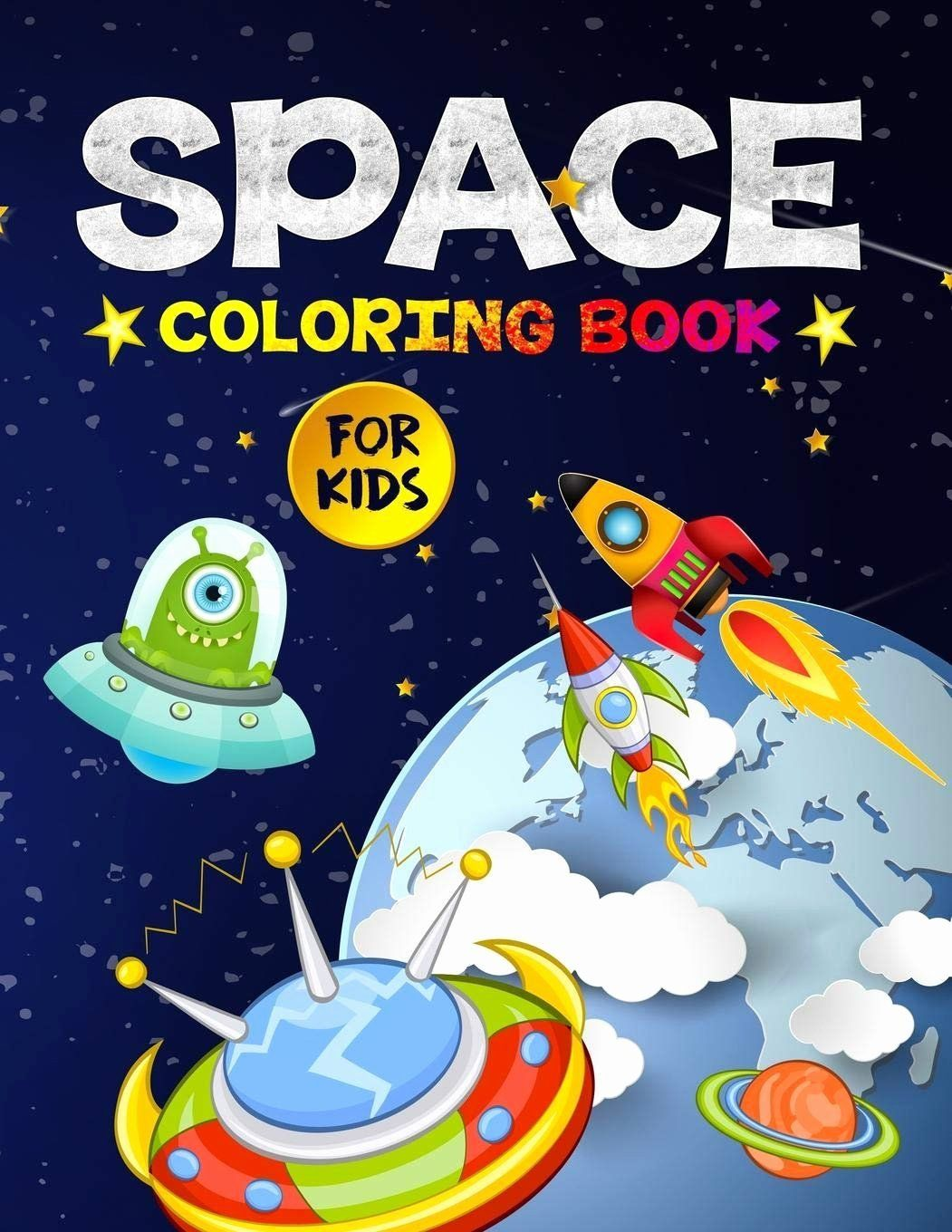 Space Coloring Worksheets Free Unique Space Coloring Book