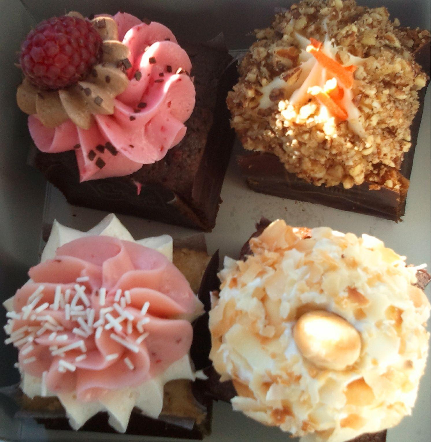 Cupcake review cupcakes squared san diego ca cupcake