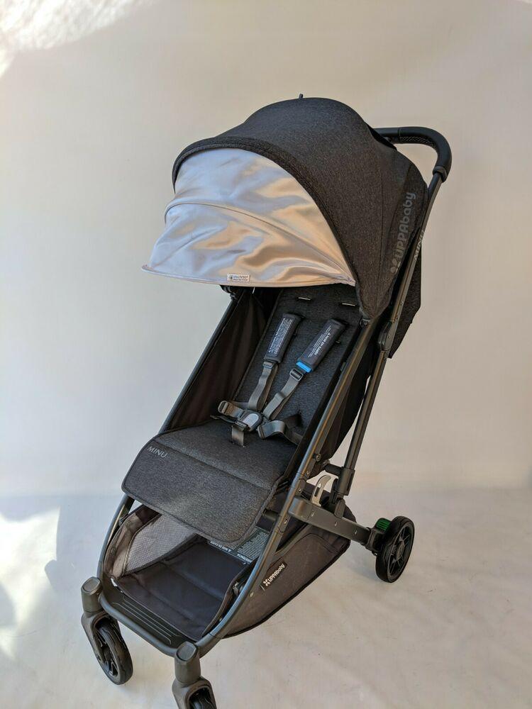 Uppababy Minu stroller JAKE BLACK UPPAbaby Baby