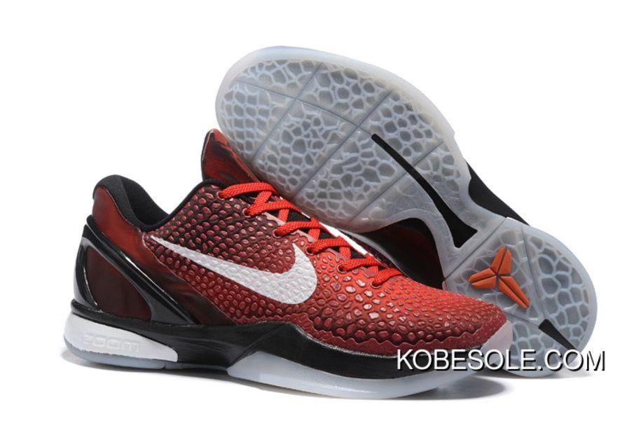 sports shoes 03811 e307c Nike Zoom Kobe 6 All Star Challenge RedWhite-Black Best