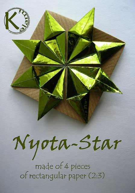 Star Flower Origami Diagram Phase Tin Pinterest Wiring Blog Make A Wish Get Stars Morning Glory