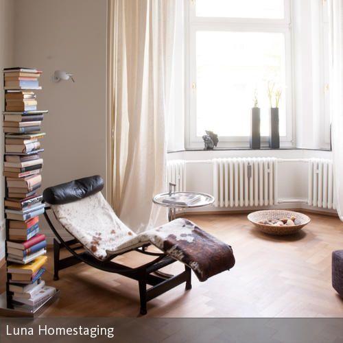 Leseecke Le corbusier, Wohnzimmer modern und Wohnideen wohnzimmer - sch ne wohnideen wohnzimmer