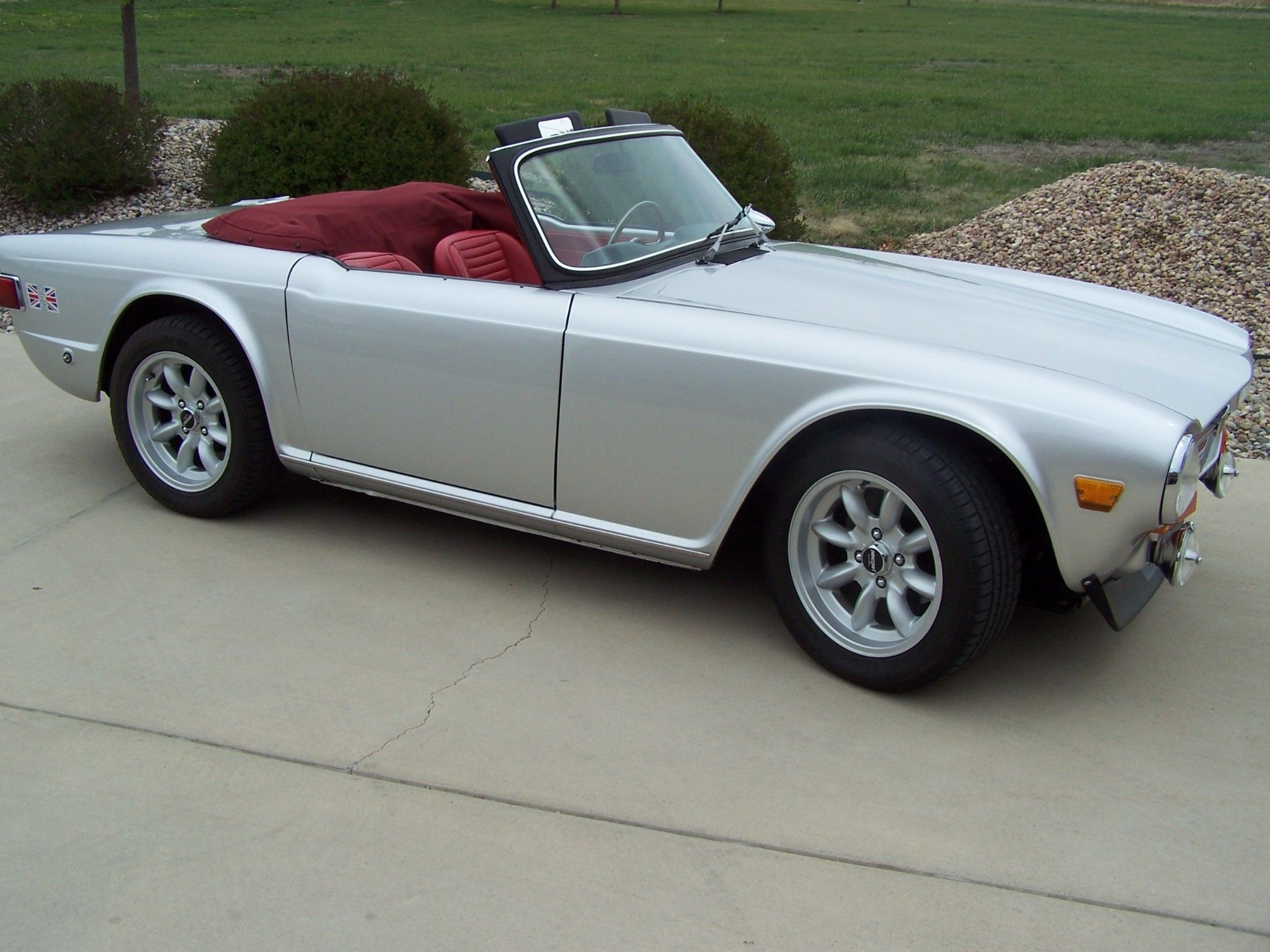 1974 Triumph TR6 for sale on BaT Auctions - sold for $29,750 on May 4, 2017 (Lot #4,082) | Bring a Trailer
