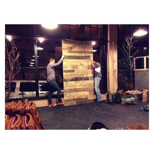 Children S Church Stage Design Ideas: Pallet Wall Church Stage Design Www.substance-church.org