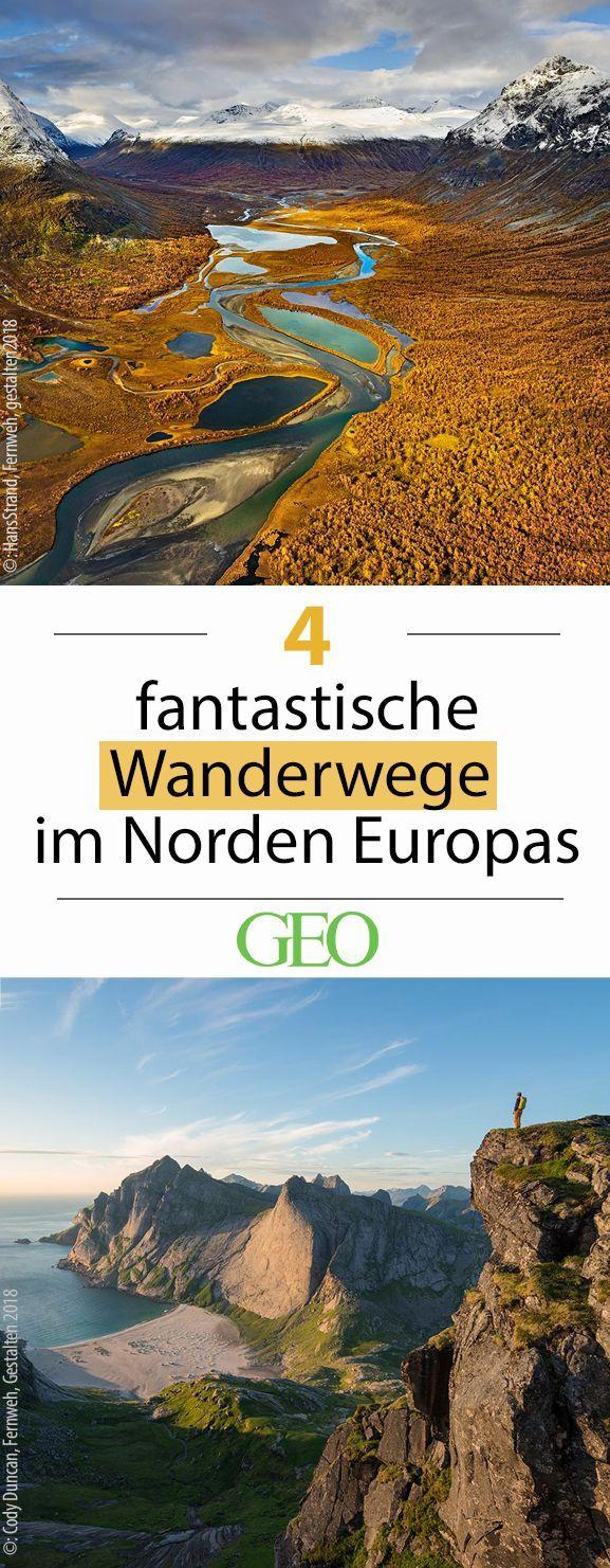 Photo of Fantastische Wanderwege im Norden Europas