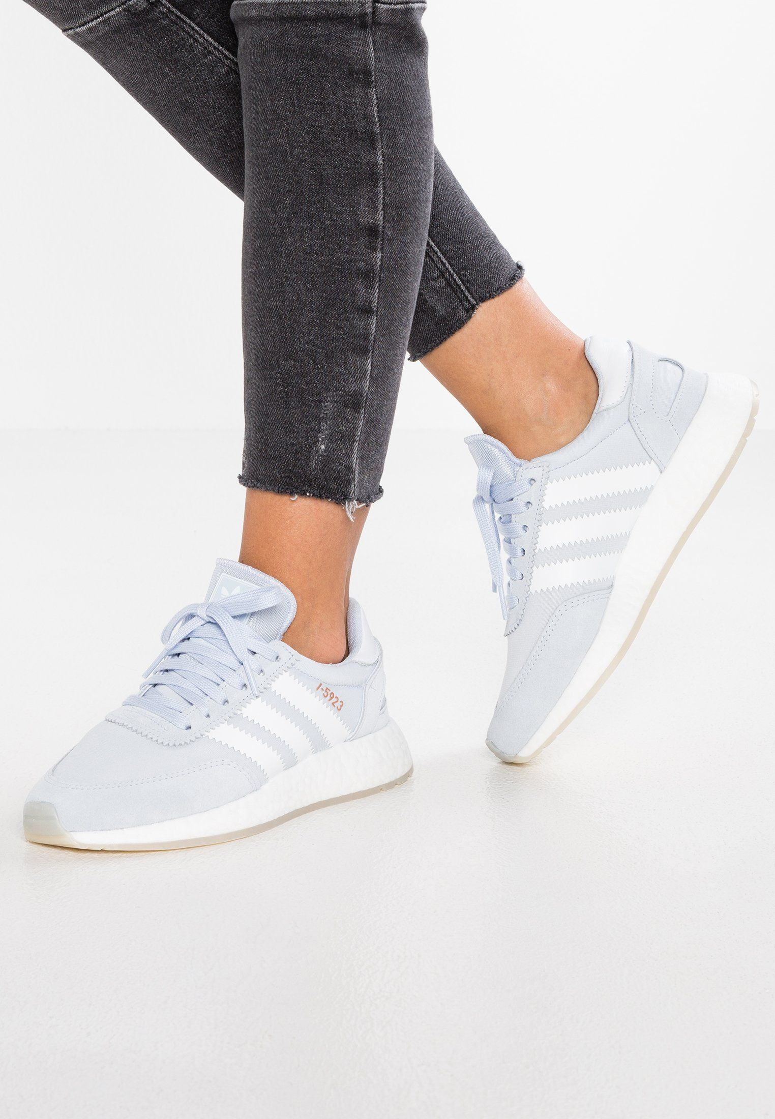 adidas Originals I-5923 - Sneakers laag - aero blue/footwear ...