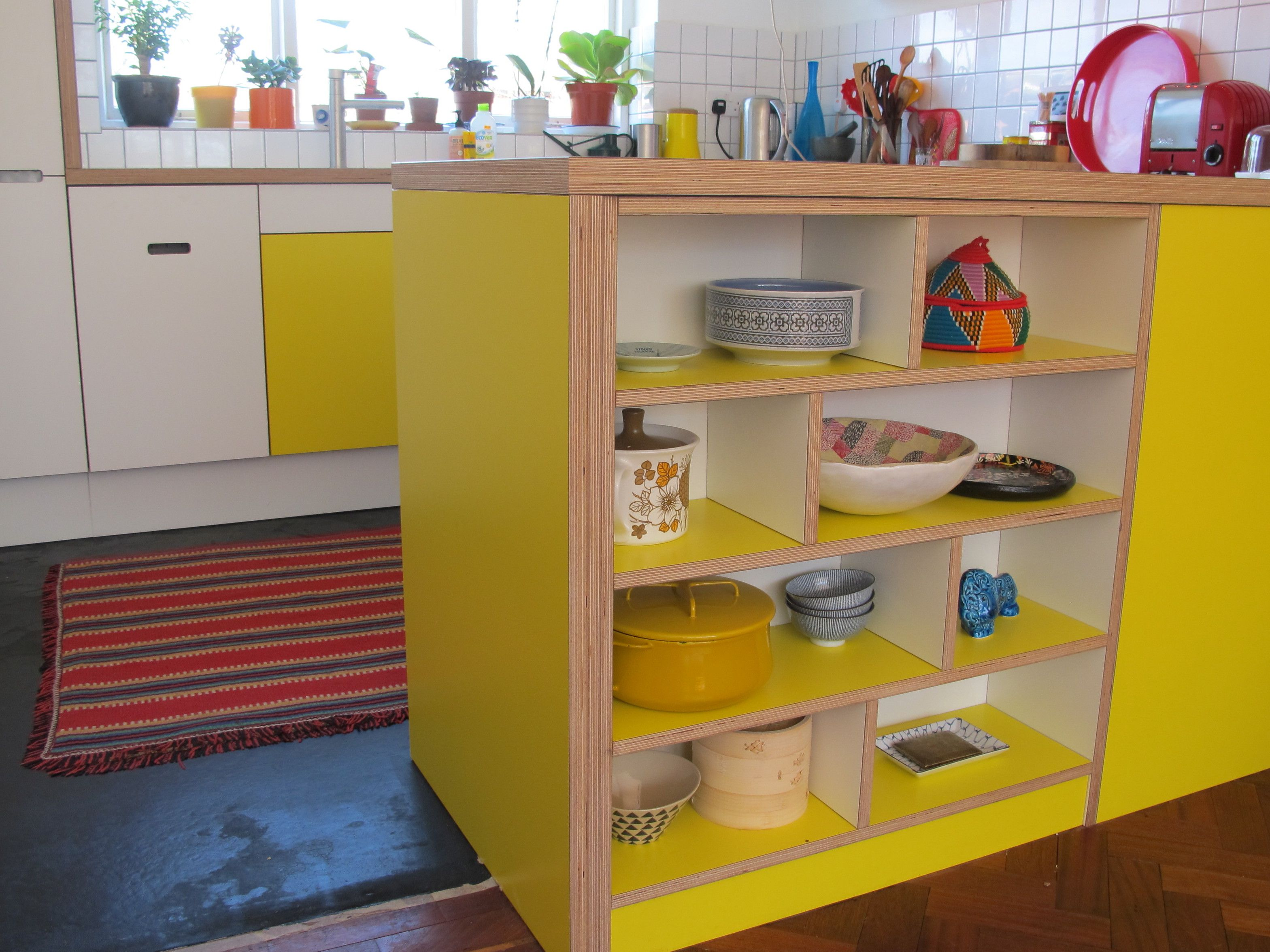 Yellow White Laminated Birch Plywood Plywood Kitchen Plywood Furniture Laminate Kitchen
