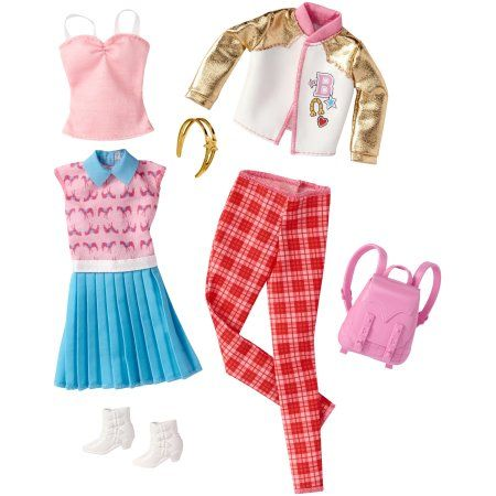 Toys Barbie Fashion Barbie Clothes Fashion