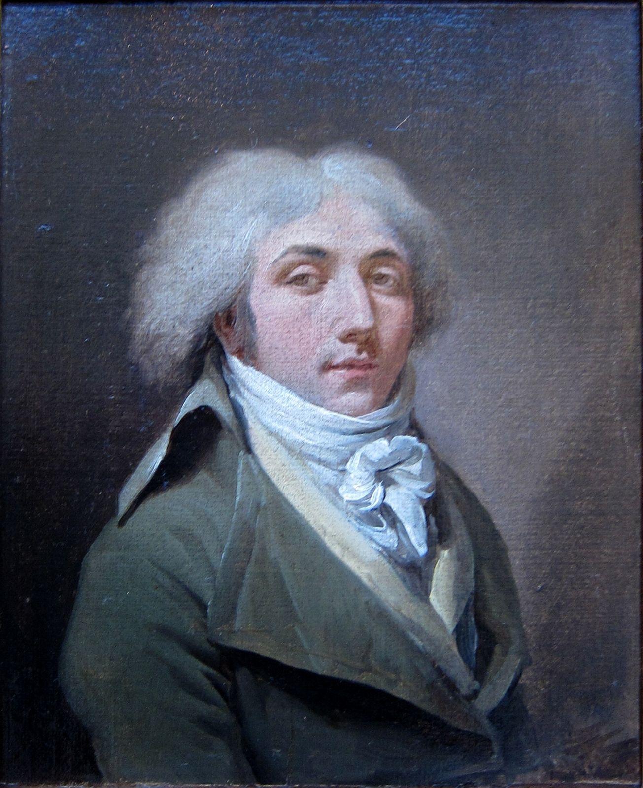 SelfPortrait by LouisLéopold Boilly Portrait, Self