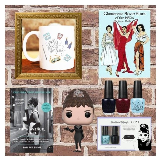 """holly golightly christmas"" by mackeylime on Polyvore featuring beauty"