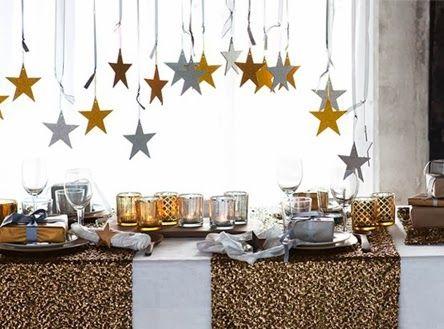 Como decorar para o reveillon pesquisa google new for Decoration reveillon
