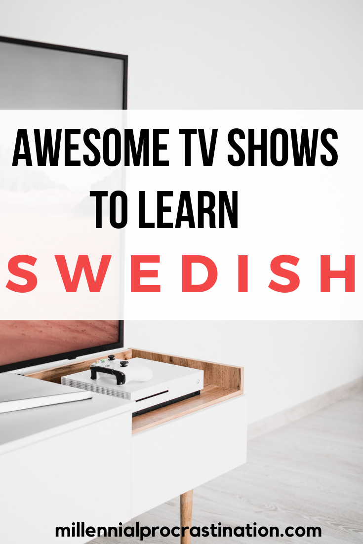 Best Swedish Tv Shows With English Subtitles In 2020 Swedish Tv Series Learn Swedish Swedish Language Sweden Language