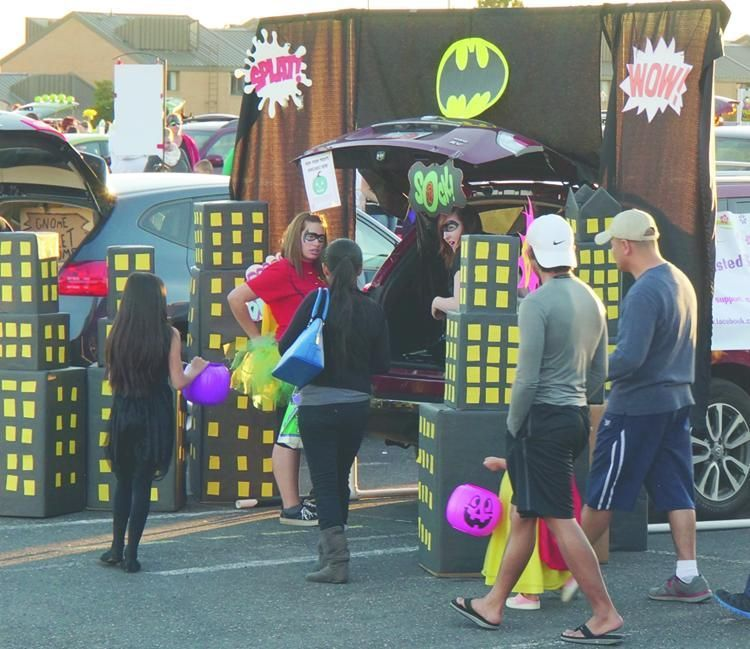 Image Result For Superhero Trunk Or Treat Ideas Projects To Try