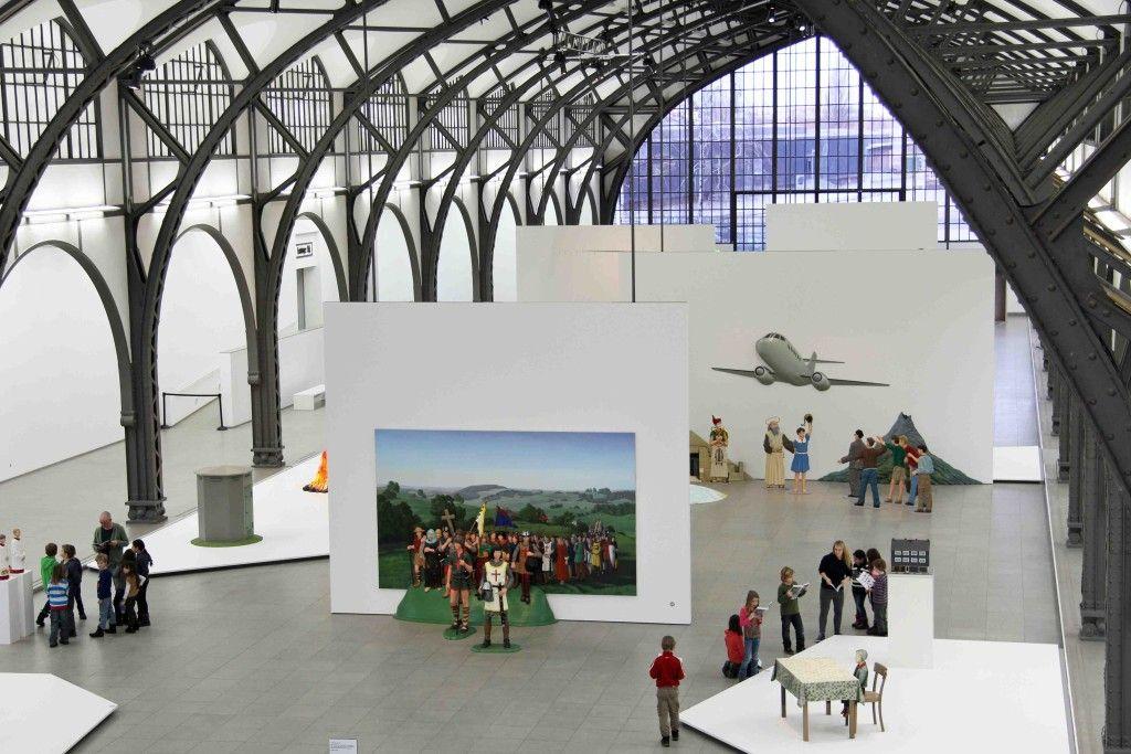 Hamburger Bahnhof Museum of Contemporary Art Berlin