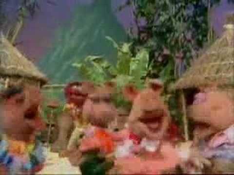 Muppet Hawaiian War Chant Muppets Pinterest