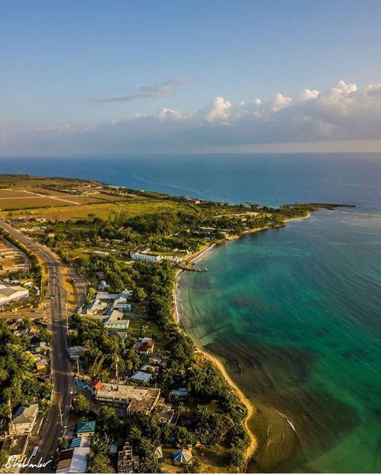 Coasting coastline ochorios mobay negril southcoast