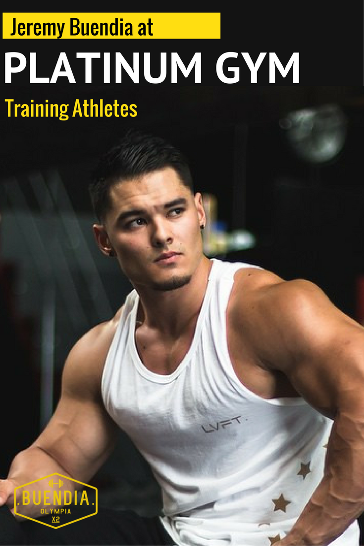 e49bb0328ba61 Do you want to know how to be a top athlete  Jeremy Buendia shares his