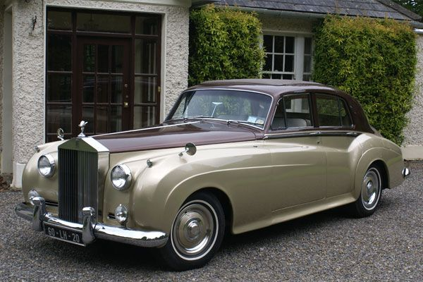 1960 Vehicles Clic S Rolls Royce Wedding Car Hire Ireland