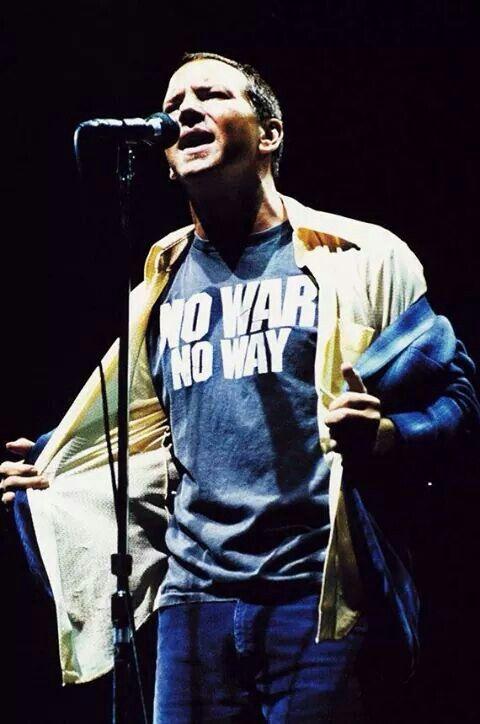 EV No War No Way