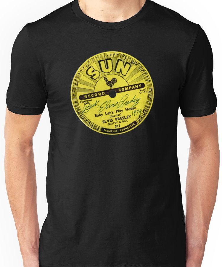 Sun Records Unisex T-Shirt