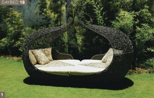 Unique And Luxurious Outdoor Furniture, Outdoor Unique Furniture