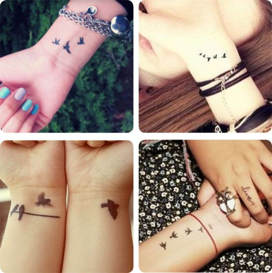 sterretjes tattoo pols - Google Search