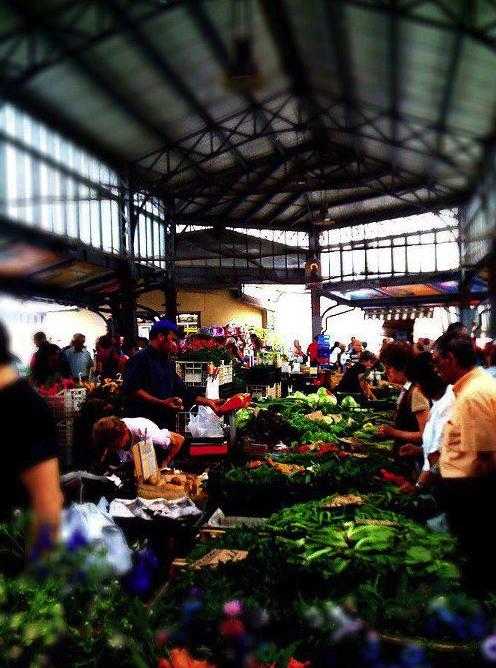 Porta Palazzo market...