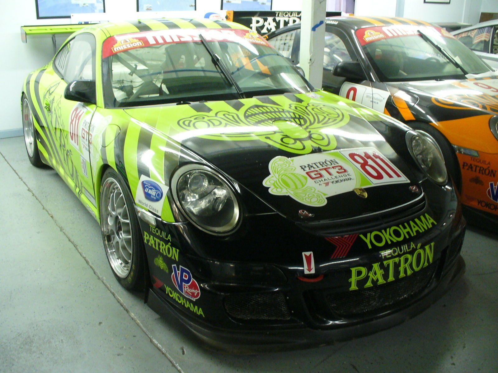 2008 Porsche 997 GT3 CUP Challenge Patron Tequila Team Daytona ...