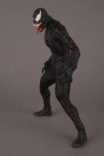 Spider-Man 3 Sideshow Medicom Real Action Hero Movie 12 Inch Figure Venom