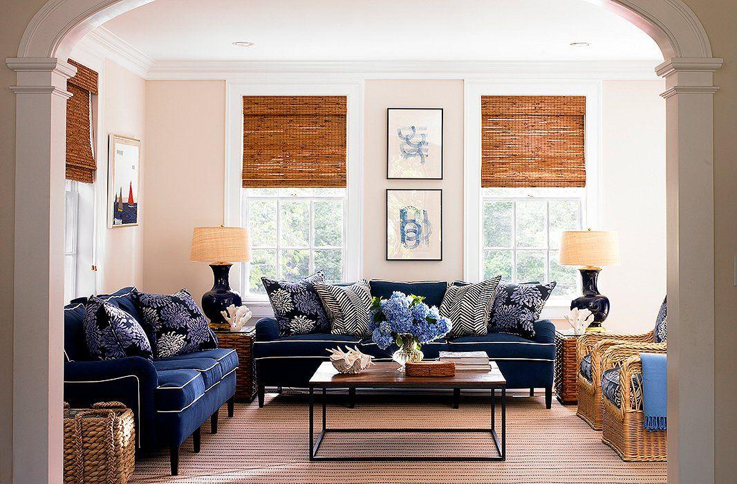 Beige Designer Rooms Revealed! House Pinterest Roman blinds