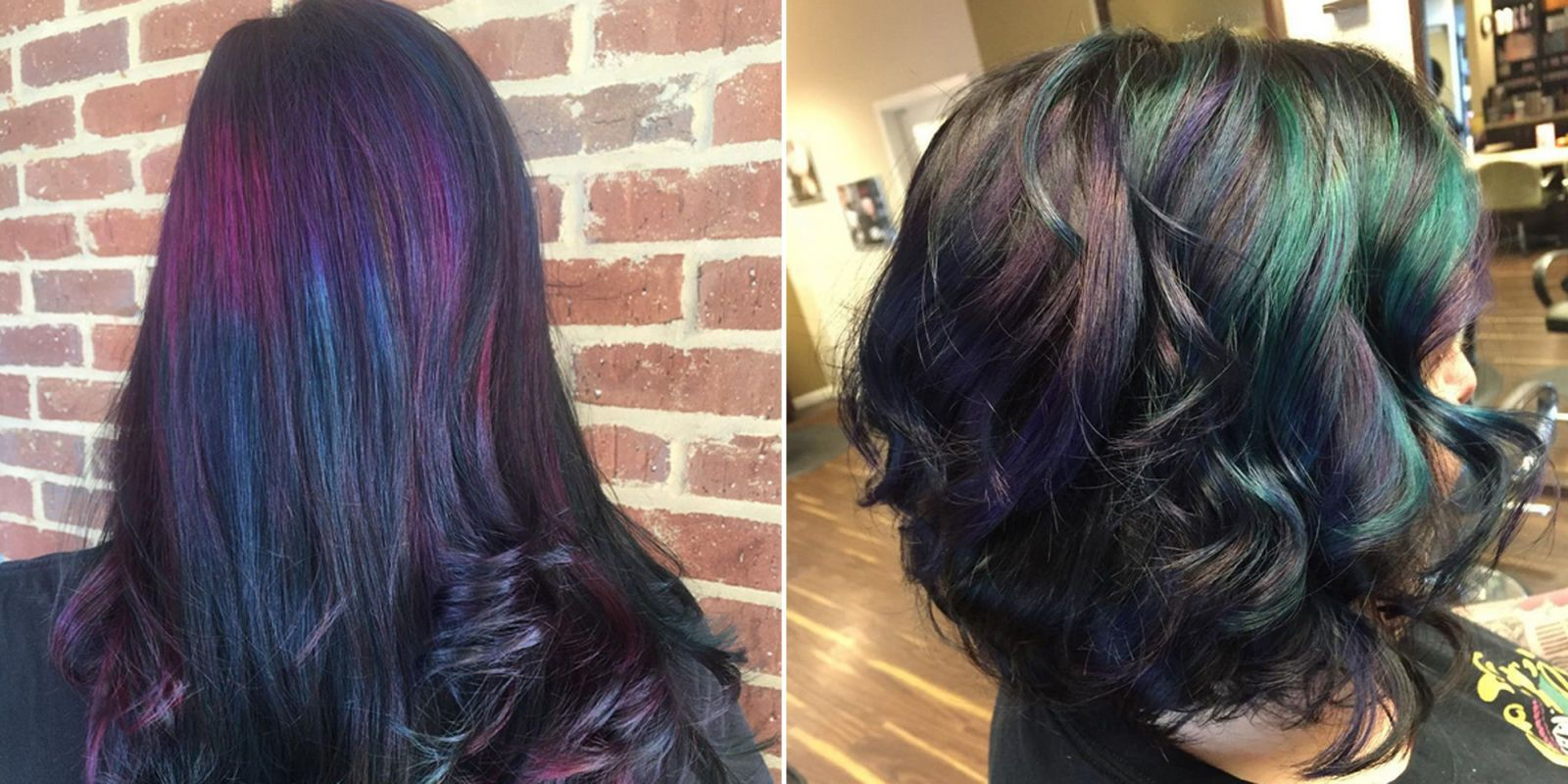 This New Hair Color Trend Is Actually Perfect For Brunettes