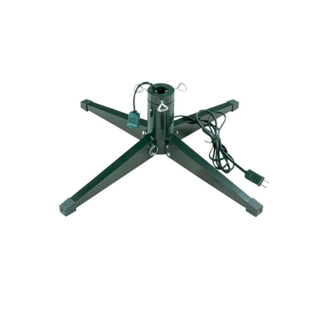 Revolving Christmas Tree Stand for Artificial Trees ...
