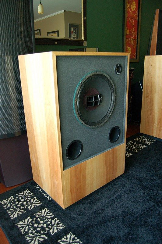 Custom 620 cabinets for some Altec 605B | Audiokarma Home Audio ...