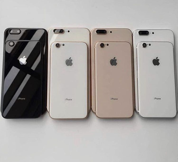 Iphone 8 Iphone8 Plus 64gb 256gb Color Black Silver Gold Iphone Apple Phone Apple Accessories