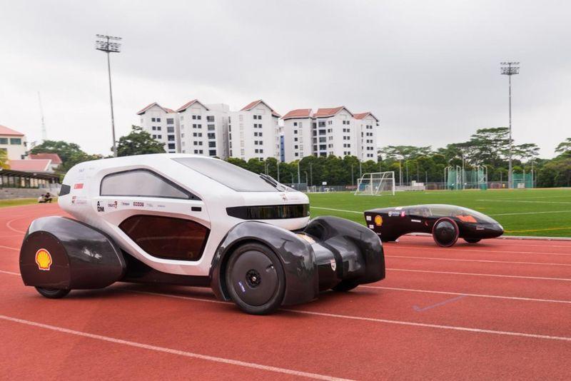 3D-Printed Solar Cars Futuristic cars, Cars and Solar car