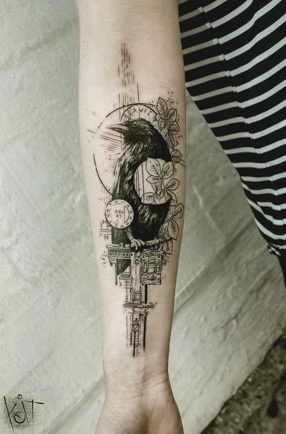 90 Coolest Unterarm Tattoos Designs für Männer und Frauen Sie wünschen, Sie haben #tattoodesigns