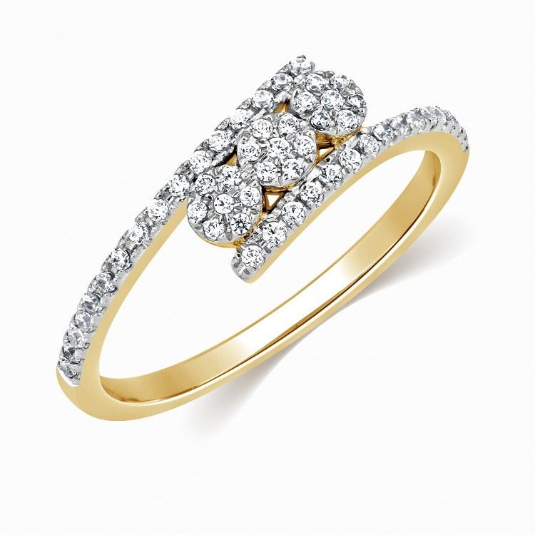 design my diamond ring | ... > Trilogy Halo Design Unique Round ...