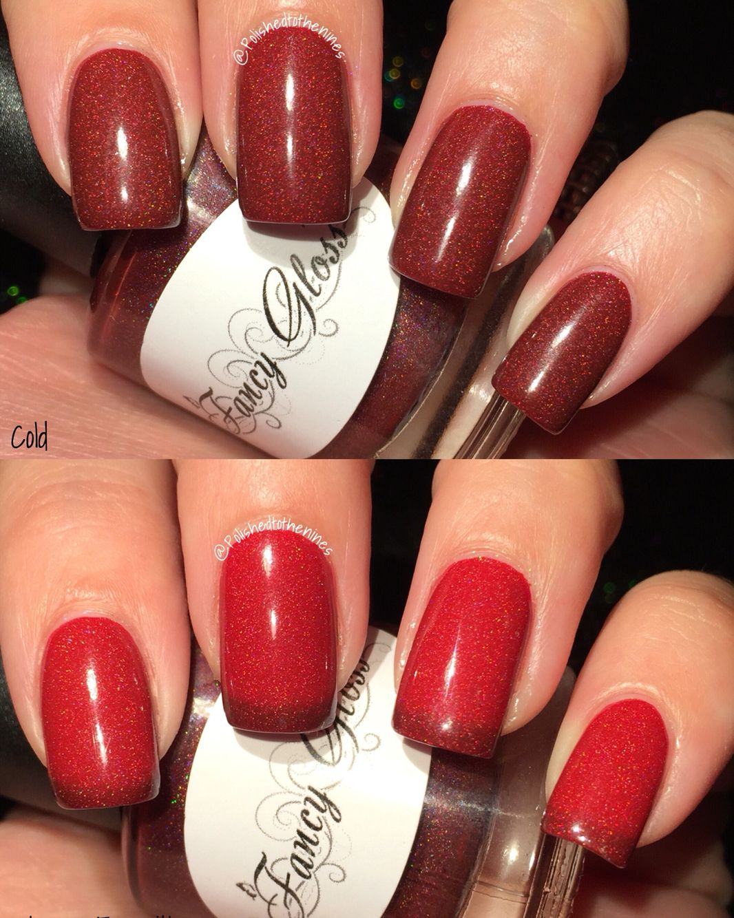 Fancy Gloss Wild Pion Thermal Polish