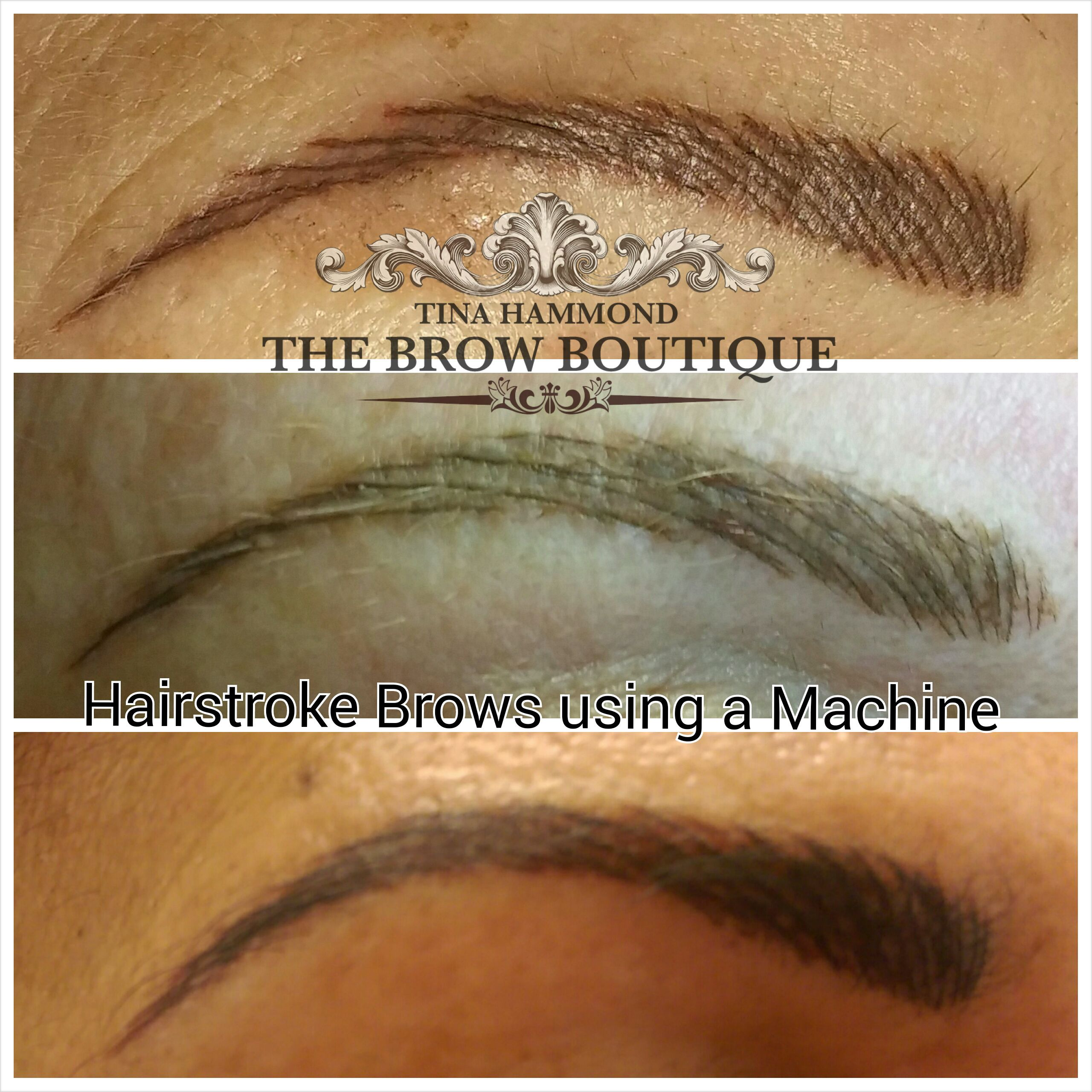 Hair stroke technique eyebrows new jersey - Cosmetic Tattoo Brows Hair Stroke Tattoo Brows Hairstroke Brows Using A Machine The