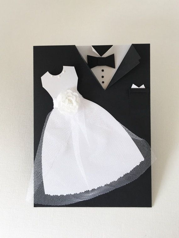 wedding card, mr and mrs, bride and groom congratulations card