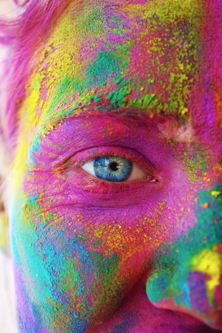 Image result for colourful faces from around the world art