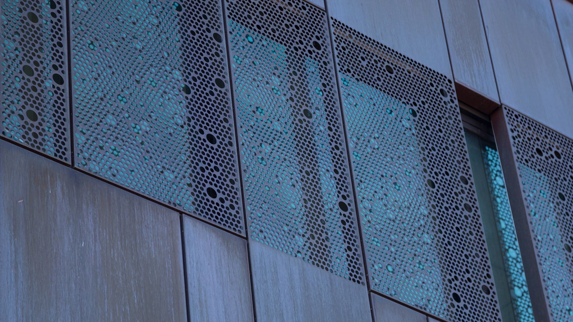 perforated metal facade wwwpixsharkcom images